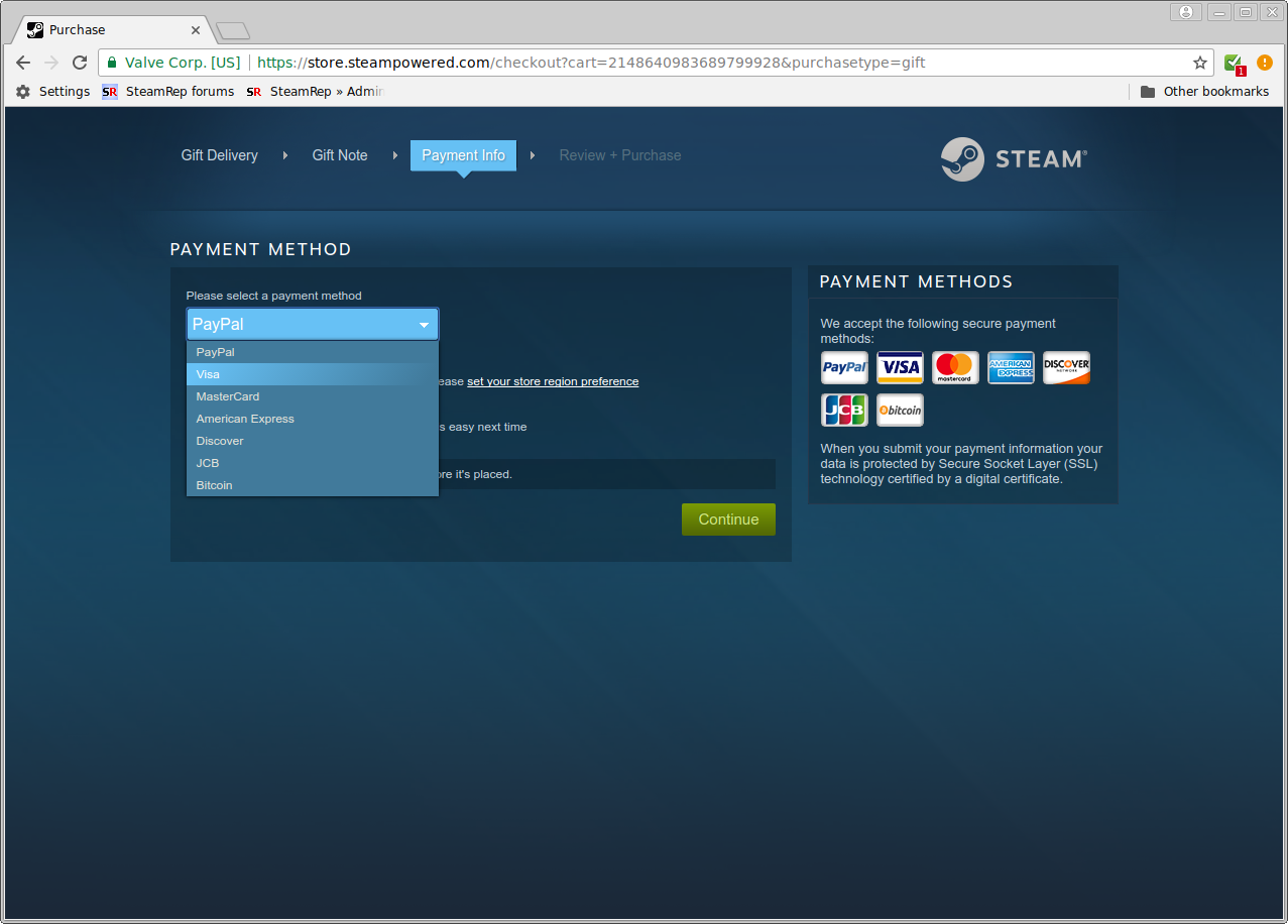 how to change steam wallet currency